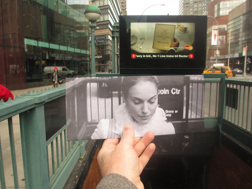 Кино и реальность. Еще один любопытный проект :-)
