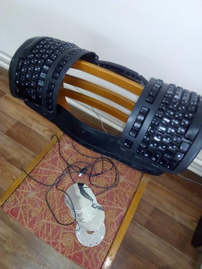 Кольчуга IT-шника своими руками мастерская