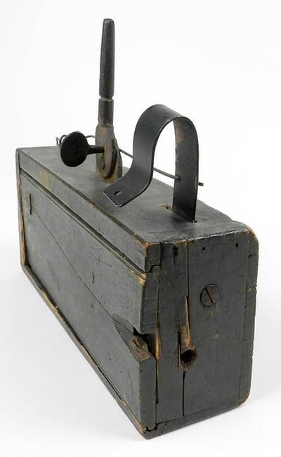 Необычное устройство XVIII века всячина