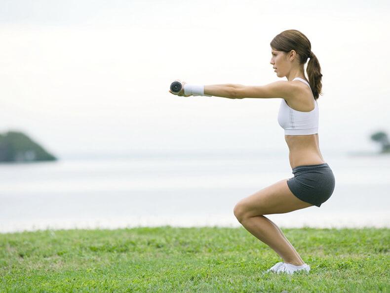 3 упражнения для поддержания молодости полезные советы