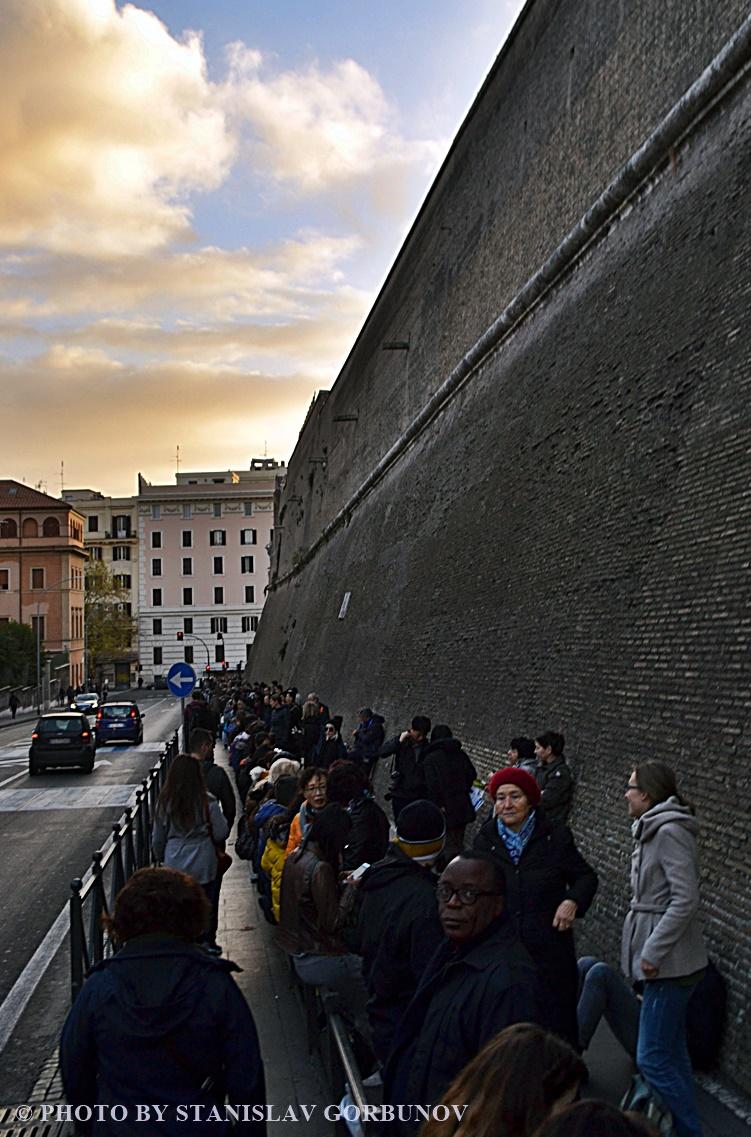 Культурный оргазм в Ватикане