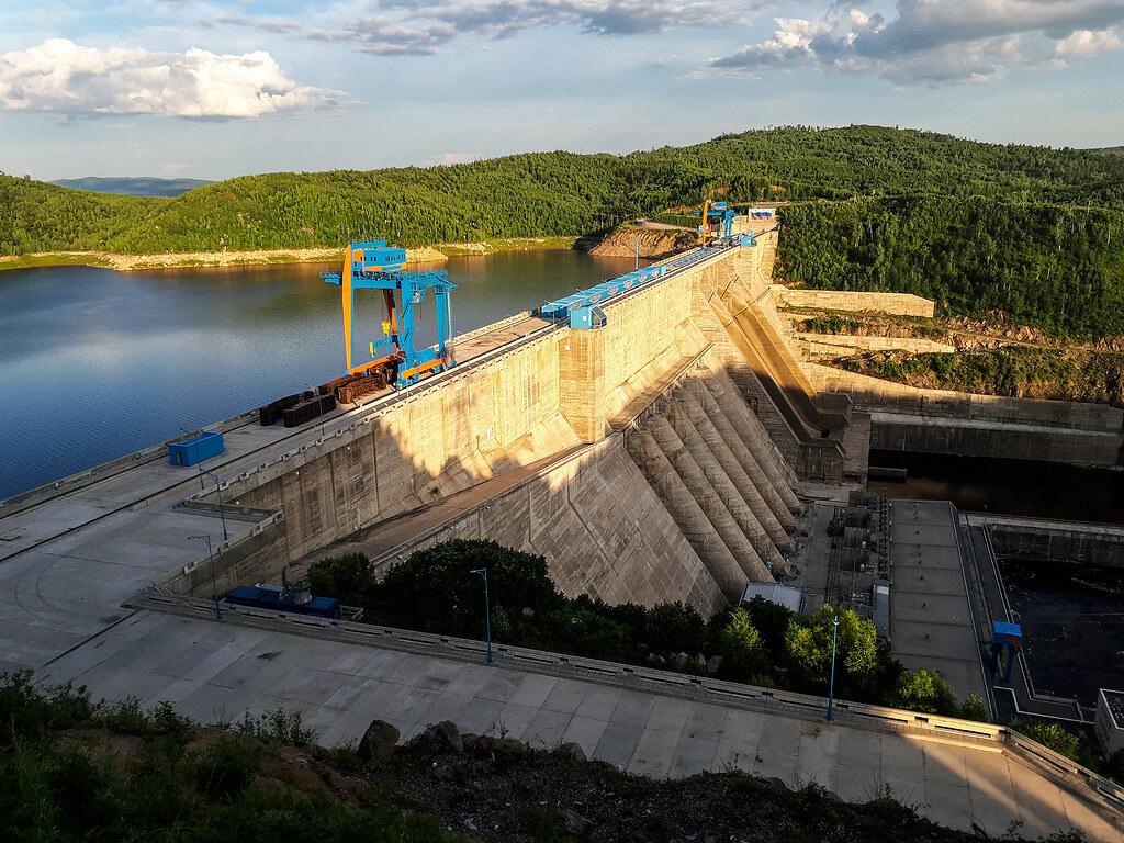 РусГидро установило очередной исторический рекорд энергетика