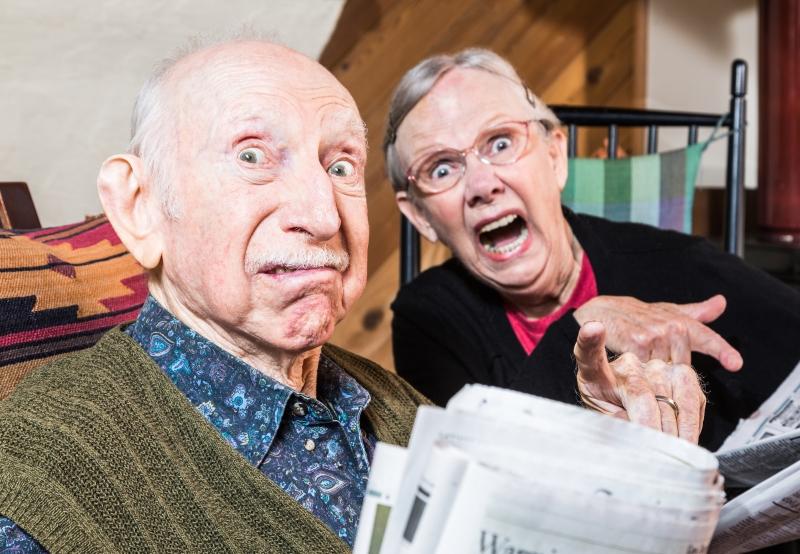 Как наладить отношения с пожилыми родителями советы