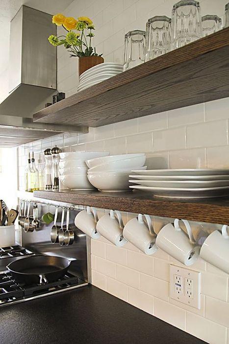 Идеи для вашего дома: 10 практичных идей правильного хранения, которые помогут навести порядок на кухне познавательно