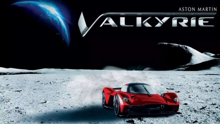 Всё дело в пыли: как сделать Aston Martin Valkyrie максимально эксклюзивным (10 фото) авто