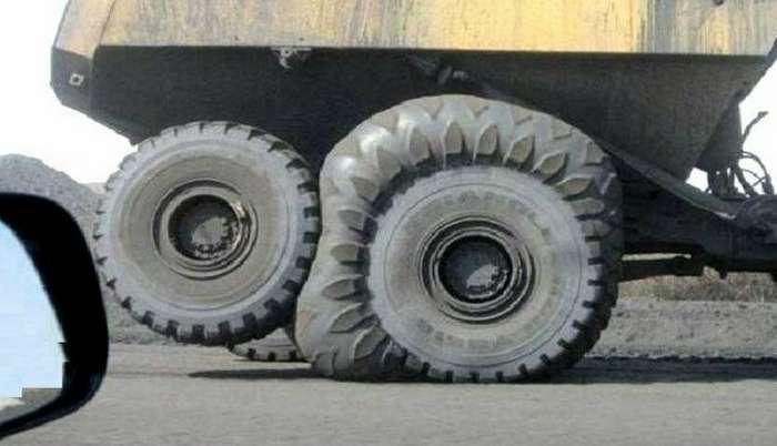 На колёсах: пост для тех, кто полагает, что видел всё интересное