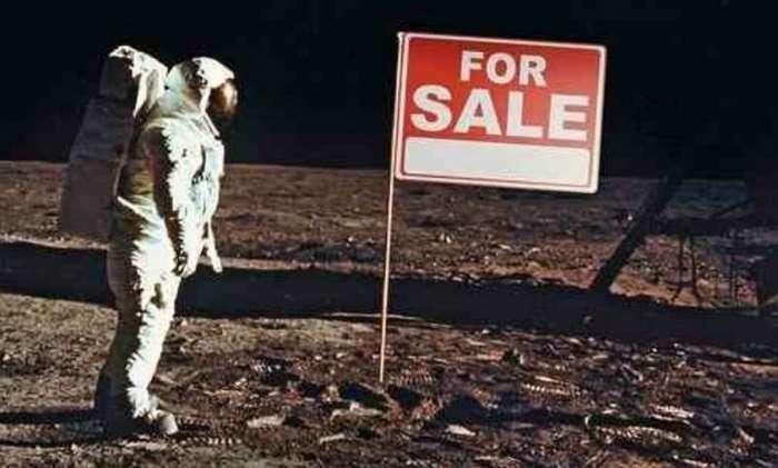Кому принадлежит Луна и ее полезные ископаемые интересное