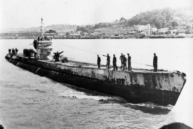 Битва субмарин: история подводного противостояния u-864