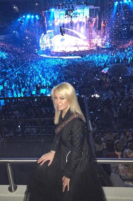 Яна Рудковская, Светлана Лобода, Филипп Киркоров и другие звезды на концерте Димы Билана новости