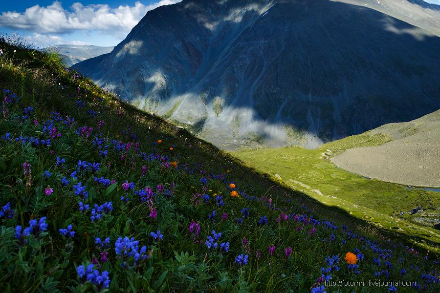 Тайна долины Семи озер. Алтай. Россия дальние дали