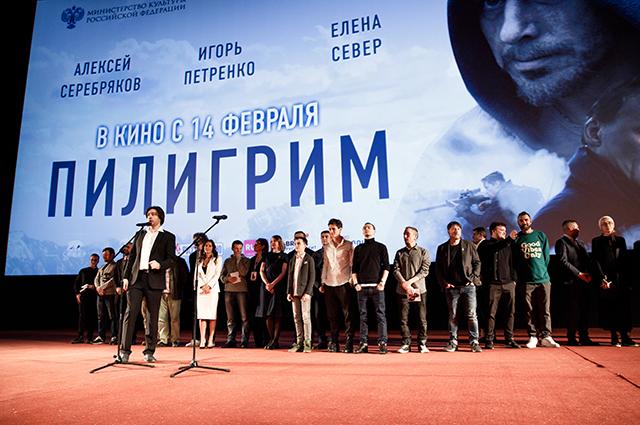 Алла Пугачева, Максим Галкин, Татьяна Навка и другие на премьере фильма