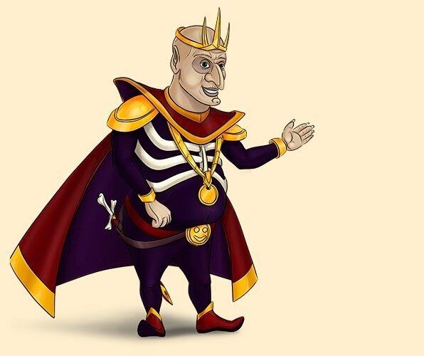 О богатстве Ивана и принципах Кощея