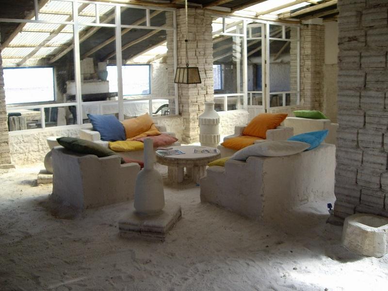 Отель из соли в Боливии виза