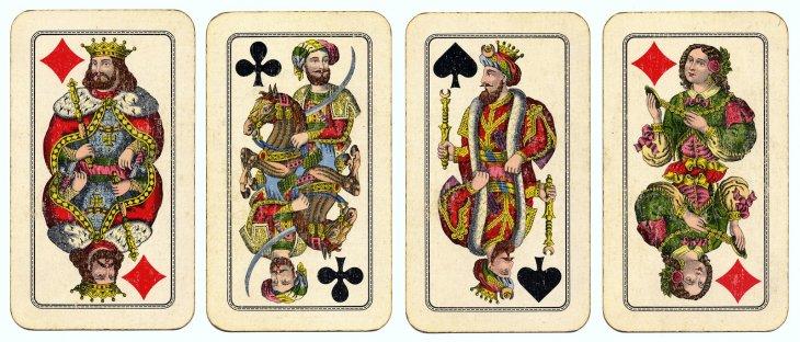 Игральные карты и их создание