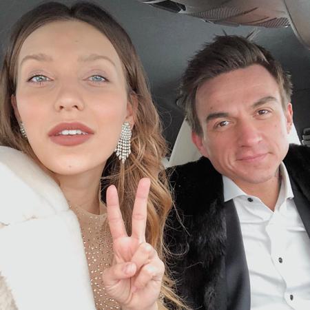 Регина Тодоренко и Влад Топалов опубликовали первое фото с сыном звездные дети
