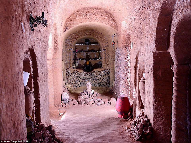 «Божественное подземелье Левона» – уникальный музей в Армении авиатур