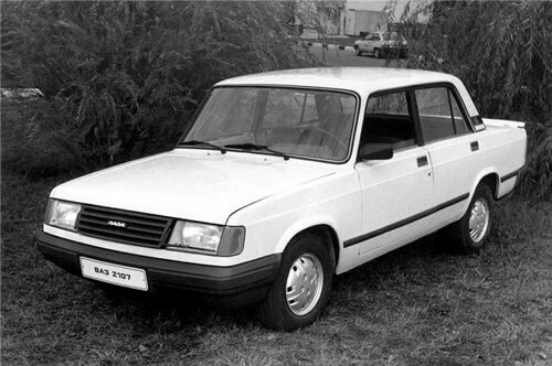 Как могли выглядеть автомобили ВАЗ, невыпущенные модели