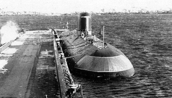 Советская атомная подводная лодка К8 и подвиг ее экипажа о котором знают не все
