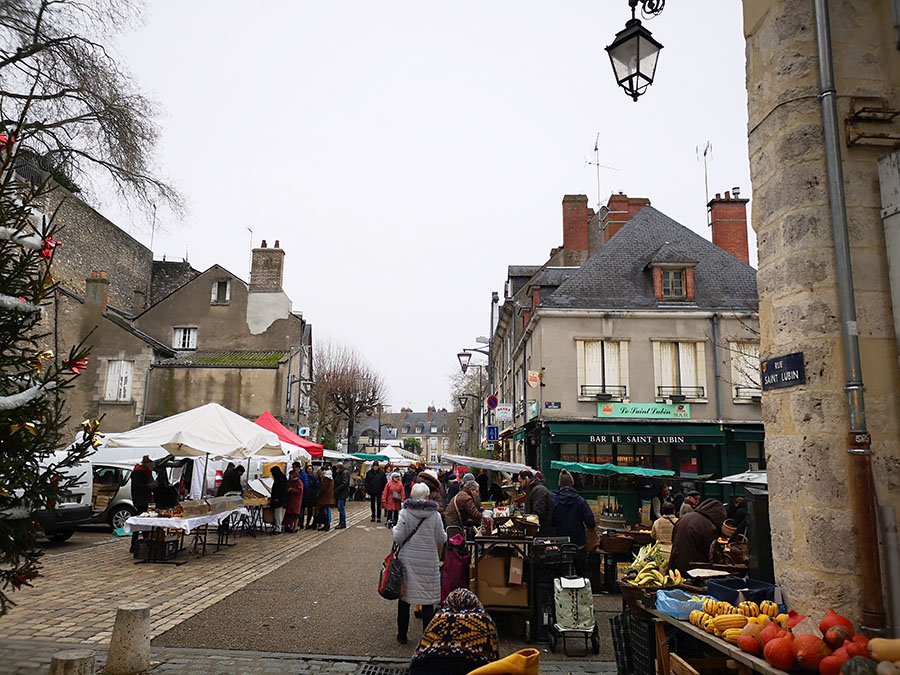 Блуа (Blois). Прогулки по старинному городу. авиатур