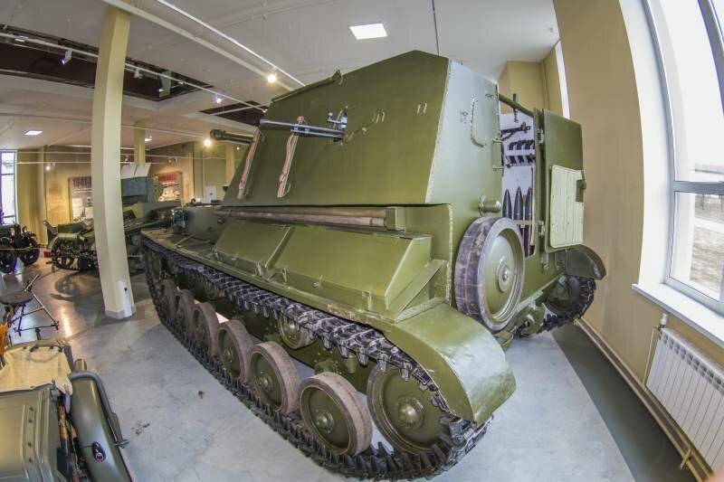 Рассказы об оружии. САУ СУ-76М