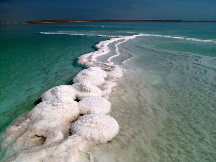Живительная энергия Мертвого моря авиатур