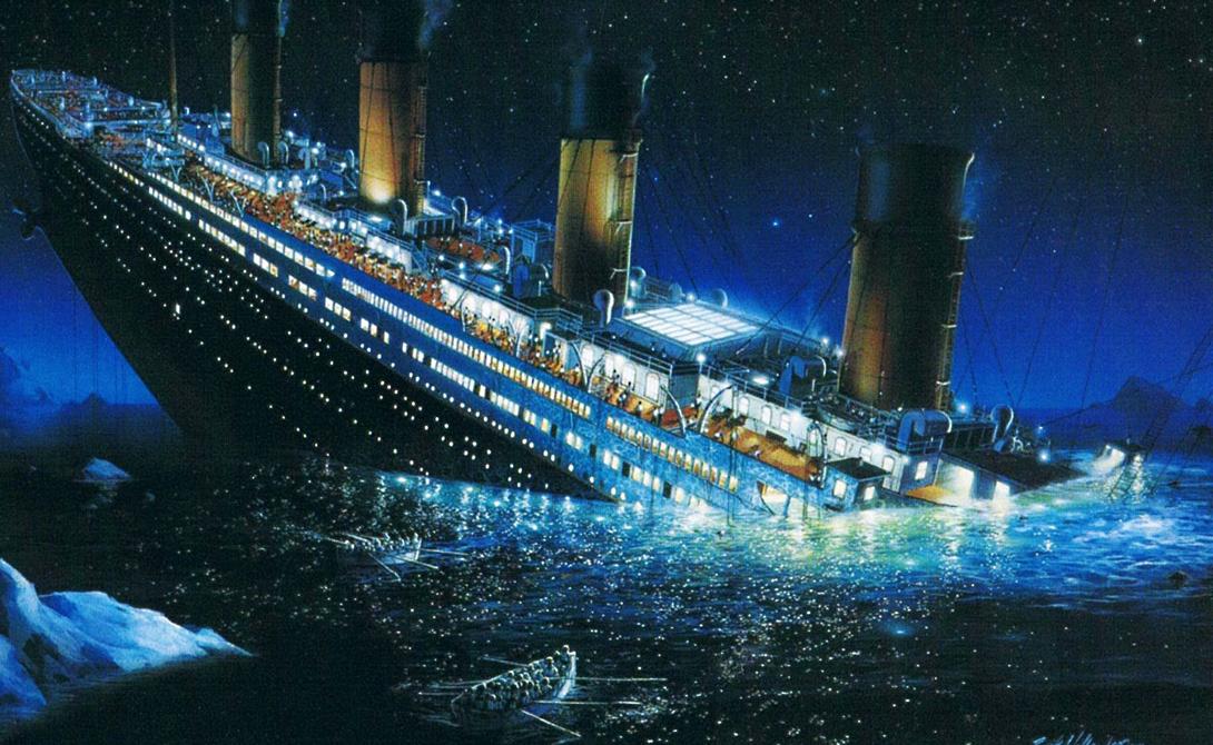 Запретный груз: что на самом деле перевозил Титаник груз