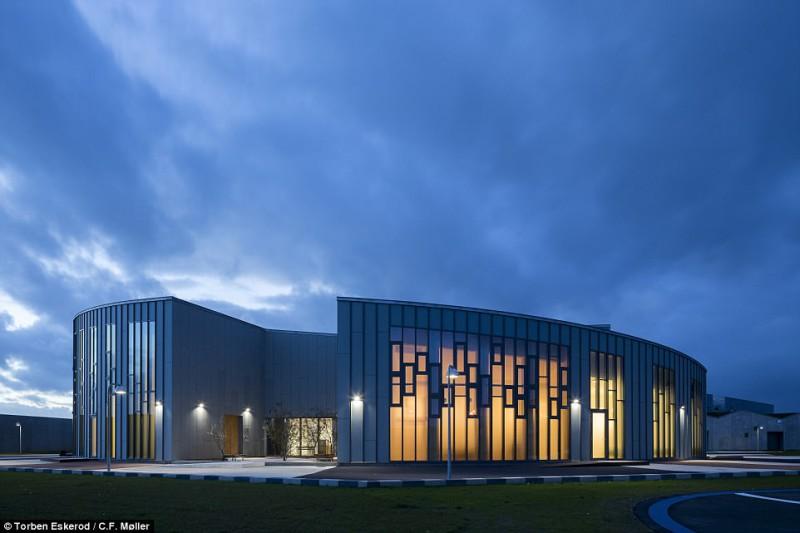 В Дании построили «самую гуманную» тюрьму в мире