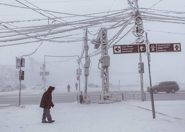 Якутск сегодня , в объективе Алексея Васильева война и мир