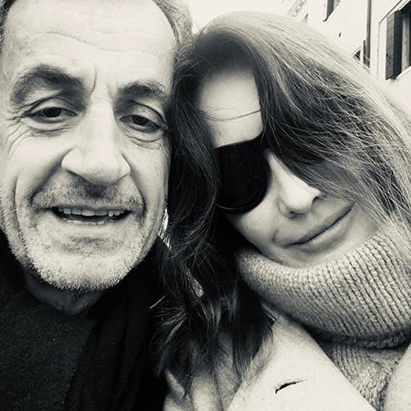 Карла Бруни и Николя Саркози отметили годовщину свадьбы в Венеции звездные пары