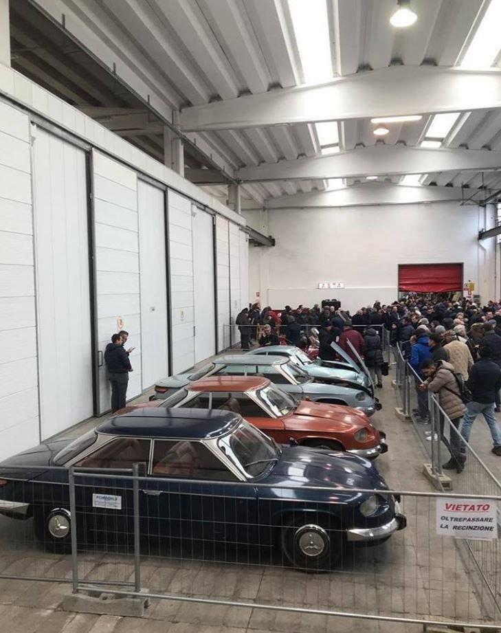 Редкая Alfa Romeo Giulietta SZ 1962 хранилась в подвале 35 лет