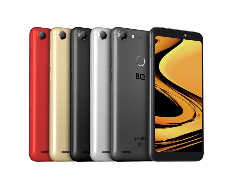 Новые смартфоны BQ-5514G Strike Power и BQ-5514L Strike Power 4G получили мощные аккумуляторы новости