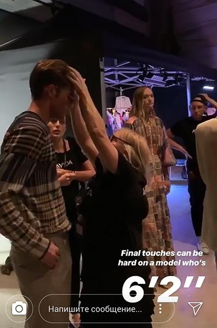 Брат актрисы Марго Робби дебютировал на подиуме в качестве модели новости моды