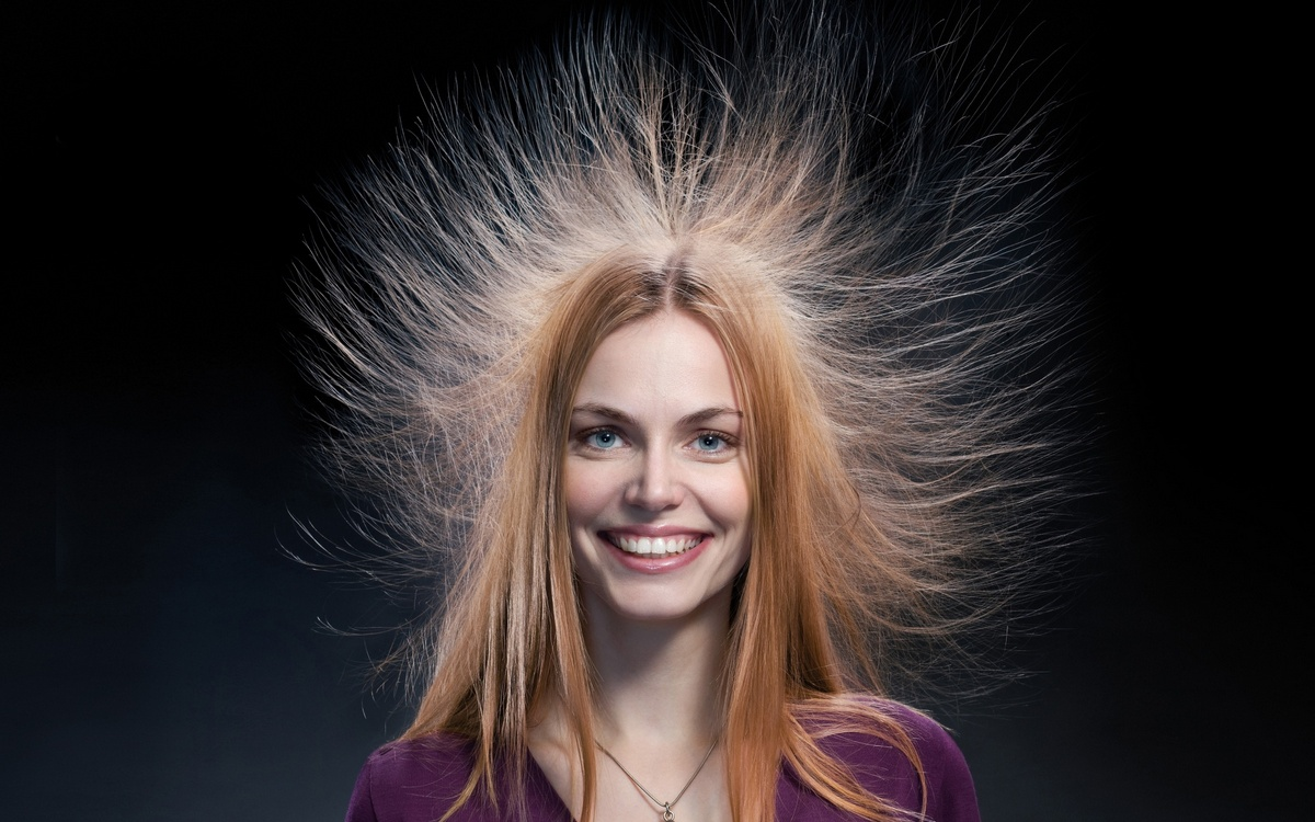 Волосы под шапкой: как избавиться от тусклости и других проблем зимой? красота и здоровье