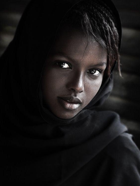 20 африканок, которые могут разбить вам сердцем одним только взглядом африканки