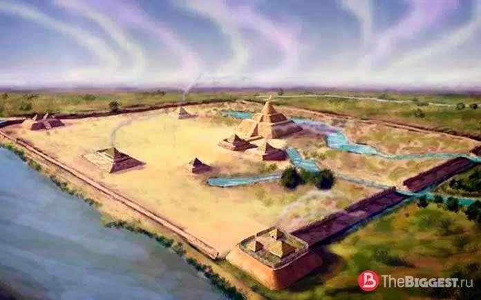 Топ-10 древних процветающих американских цивилизаций, о которых вы не знали