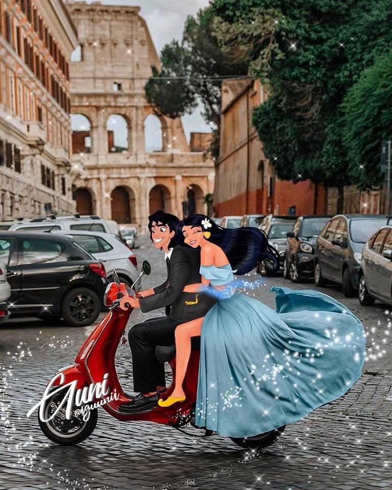 «Все начинается с любви»: иллюстрации Iguunii иллюстрация