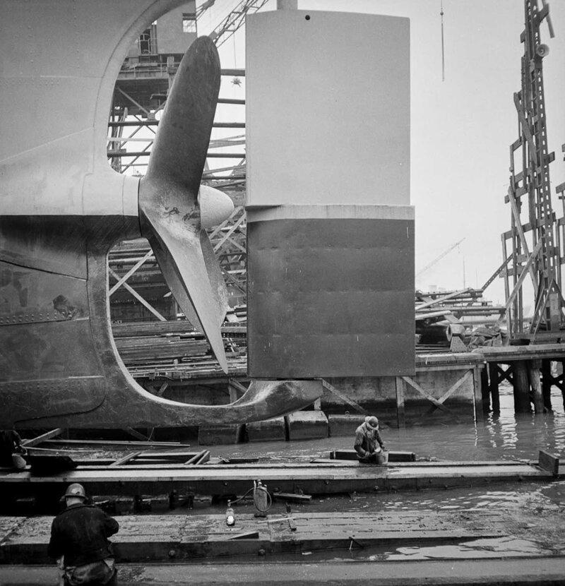 Транспортные корабли типа «Либерти»