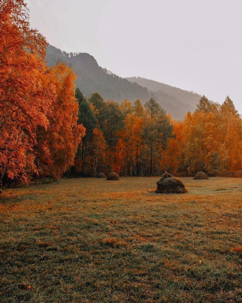 Сибирь и Байкал на снимках Алексея Матвеева