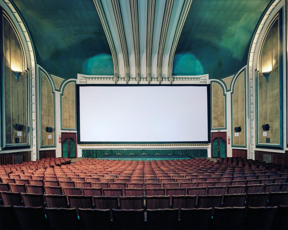 Кинотеатры из разных стран мира архитектура