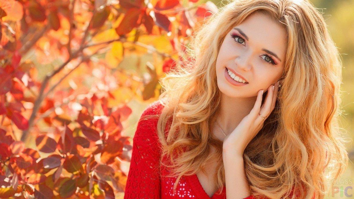 Фотографии милых и красивых девушек для улыбки