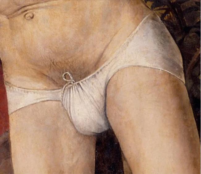 Мужское нижнее белье. У него тоже есть история
