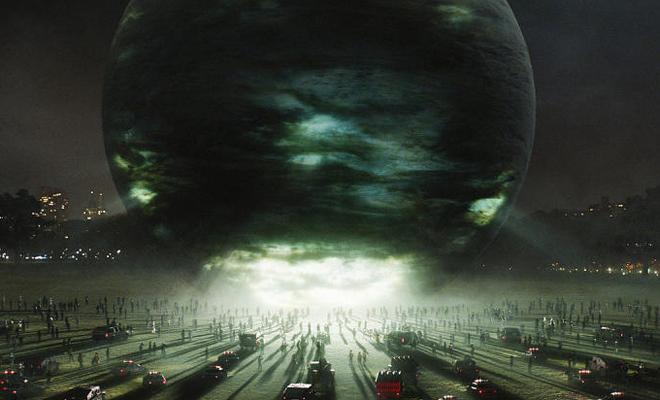 Российский ученый обнаружил мегаполис инопланетян луна