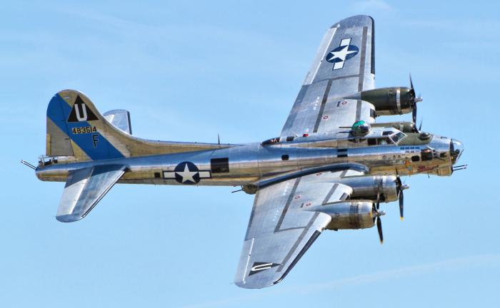 Гроза небес: 6 знаковых тяжелых бомбардировщиков Второй мировой войны