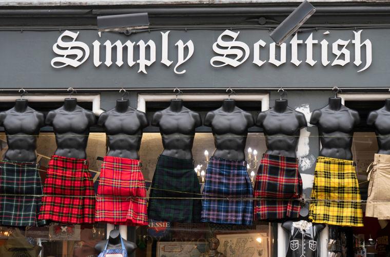 Откуда пошел обычай у шотландцев носить юбки?