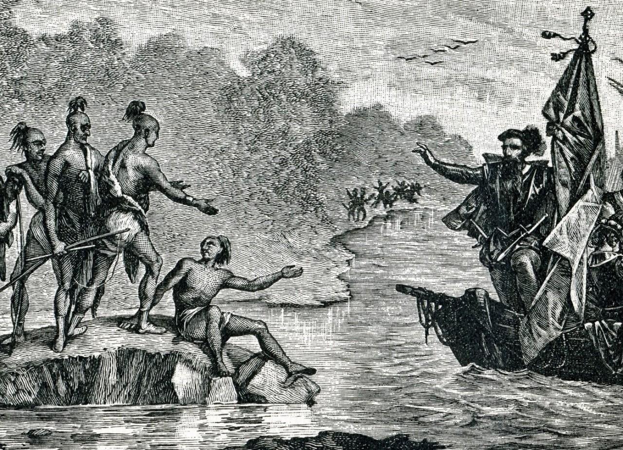 Худший секс-круиз в истории: как сифилис попал в Европу война