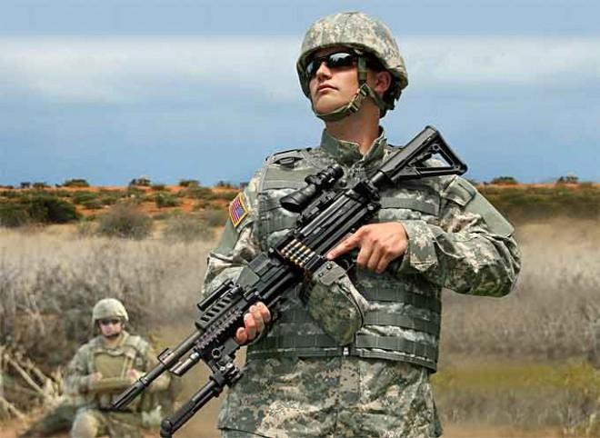 Новый тип винтовок будет пробивать любой бронежилет ngsar
