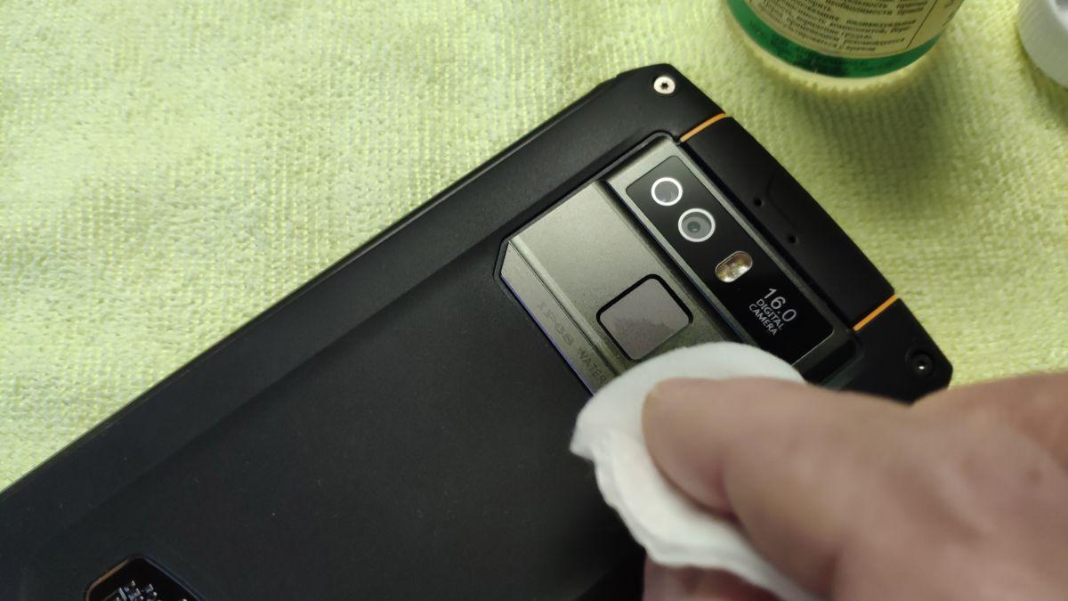Сканер отпечатка пальца не реагирует? Пошаговая инструкция как все исправить гаджеты