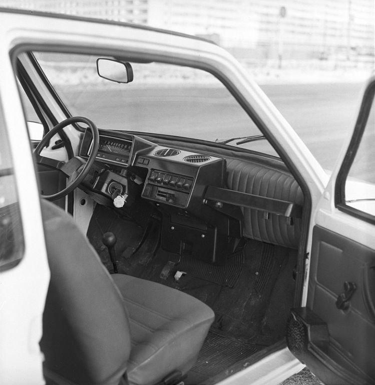 Чем отличались первые прототипы ВАЗ-1111 «Кама» от серийных автомобилей